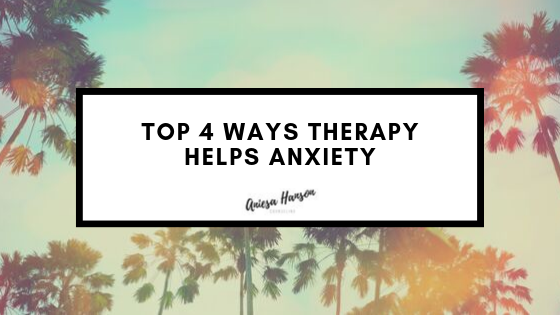 Anxiety Therapy Tampa